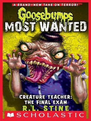 cover image of Creature Teacher: The Final Exam